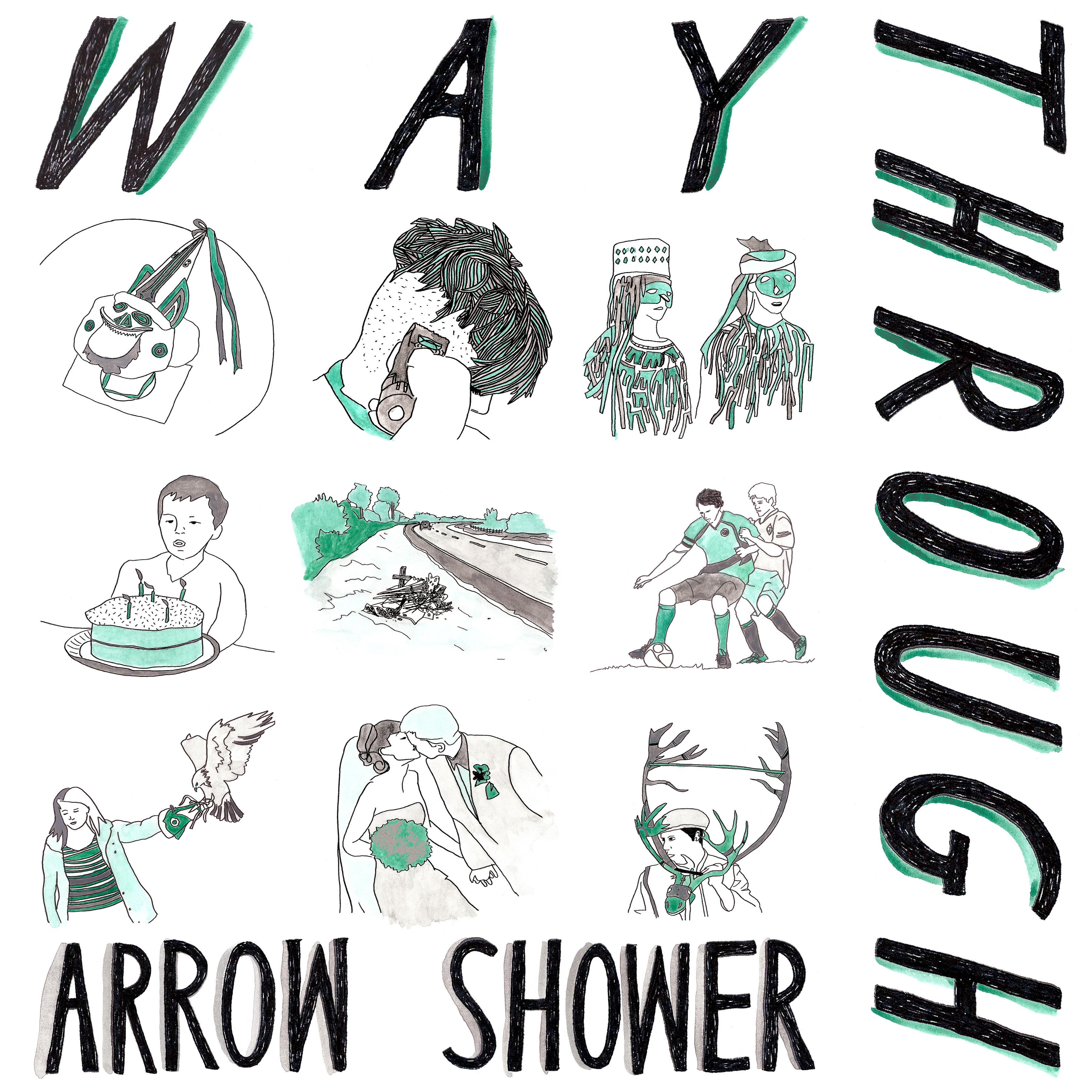 'Arrow Shower'